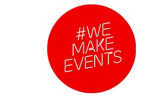 #We Make Events