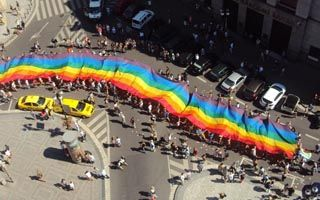 Prague Pride 2014: To Russia With Love