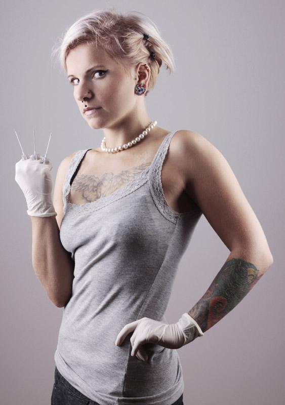 Hell tetování